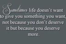 The beautiful life ...