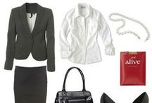 Dress to Impress - Women / by Westminster College Career Center