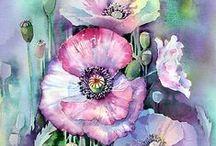 Poppie Art / by Pam Everix