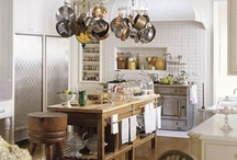 Country French Kitchens / by Marilyn Mason