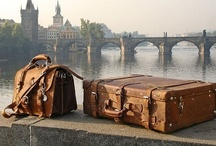 Travel & Places / by Pippa C
