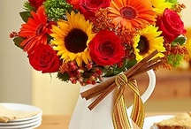 "Fall Flowers & Gifts / Fall flowers and autumn gifts from 1800flowers are the perfect way to ""spice"" up the season with oranges, reds and browns that resemble the gorgeous foliage. / by 1-800-FLOWERS"