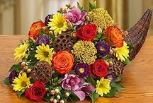Thanksgiving / Thanksgiving flowers and treats from 1800flowers.com provide a beautiful way to give thanks! Arrange picture-perfect Thanksgiving table settings with fall flowers whether for your own home decorations or for the perfect Thanksgiving hostess gift. / by 1-800-FLOWERS