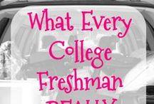 College Crap / by Elizabeth Boyd