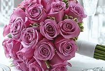 Purple / If purple is their favorite color, purple flowers and gifts from 1800Flowers.com will deliver a smile to their face!  / by 1-800-FLOWERS