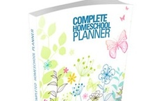 Organize your Homeschool / Tips to get organized, to make a plan, follow it and make it happen.  What works for you?