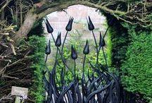 Garden gates / by shop bluegrass
