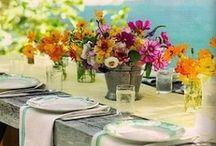 Garden party / by shop bluegrass