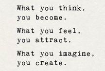 Written / ideas • poems • lyrics • stories • quotes