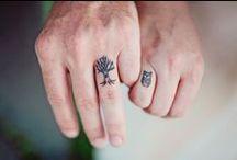Tattoos / by Elizabeth Boyd