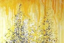 Hello Sunshine / This board is dedicated to all things yellow. / by Janelle Nichol