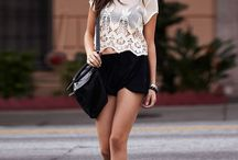 Street Style / by Veronica Chavez Marquez
