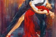 dance art / by Pam Everix