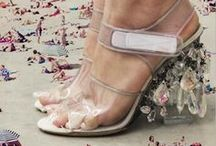 from scarf to shoe / by Amanda Salzer