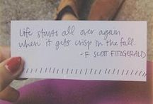 Quotes / by Elizabeth Boyd