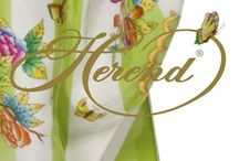 Herend - hand painted porcelain  / Beautiful hand painted porcelains / by Eva Hamilton