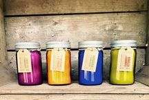 Candles & Home Fragrances / A wonderful array of divinely scented candles, fragrances and candle holders from eco friendly beeswax to beautifully aromatic diffusers and pretty, eclectic votives and holders.