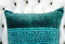Cushions & Throws / A delight of soft furnishings, from unique and handmade cushions to luxuriously soft and sumptuous throws and blankets.
