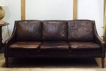 Furniture / Our stylish selection of furniture, from up-cycled, vintage French armoires painted in Farrow & Ball to retro sofas and gorgeous, rustic shabby chic pieces.