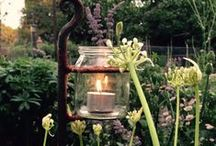 Outdoor Living / From stylish planters, pots, handmade lanterns and plant supports to gorgeous decorations and practical tools we have a wide selection of beautiful and functional items for you to make your garden and outside space as inviting as your home.