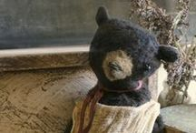 Bears and other Furry critters