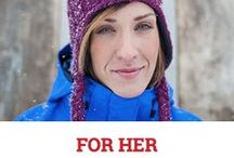 Gifts For Her / Live in the present and give the gift of adventure! / by Columbia Sportswear