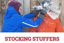 Stocking Stuffers / It's the little things that count. / by Columbia Sportswear