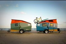 Adventuremobiles / ...because everyone we know seems to be bidding adieu to brick and mortar and hitting the road. / by Columbia Sportswear