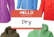 Women's Rain Jackets / Because spring can be unpredictable, we've created the gear you need to stay dry and protected.