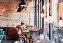Déco loft / Ambiance metallique pour décoration au style industriel prononcé! On opte pour une ambiance Loft, toujours élégante!