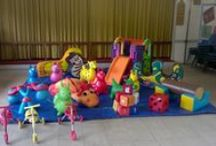 Southampton Soft Play Hire / Softplay for hire in Southampton and surrounding areas.  Prices from £50.  Ideal for 1st, 2nd, 3rd birthday parties, Christenings, baby namings, and children's corner at weddings.