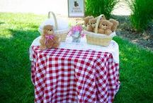 1st or 2nd Birthday Party Ideas / Fun ideas and games for toddler's birthday party.