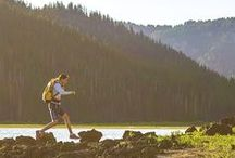 "Trails Over Treadmills / Our hiking gear and apparel is tested tough right here in the Pacific Northwest, where even Lewis & Clark were like ""This is far enough."" / by Columbia Sportswear"