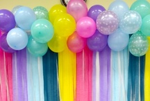 Birthday party ideas / by Crystal Stumph