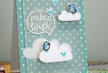 Inspiring Cards / by Susan Wingfield