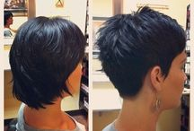 hair / by Myklyn Ripperger