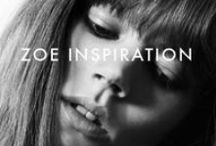 ZOE'S INSPIRATION 01 / by Zoe Karssen