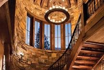 Mountain cabins/ Log Homes