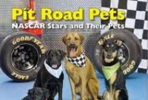 NASCAR Drivers ( Pets) Babies / NASCAR Drivers and Their Pets.  Animals That Is A Part of NASCAR Family. 4 Legged Family Member of NASCAR / by Sandra Sorrells