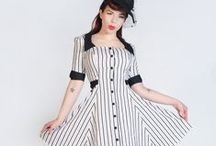 Riveting Gallantry / Steampunk-Lolita inspired fashion created by our employee, Liza Arevalo