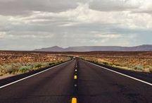 Road trippin / by Amanda Bitterman