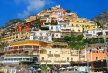 amalfi coast & capri / by Robin | Melange Travel