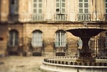 fountains / Beautiful fountains of France and Italy