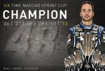 NASCAR Chase 2013 / Chase for the championship for 2013. The ones I am cheering for has a eight in their number and two that doesn't. My favorite drivers are: Kyle Busch, Jimmie Johnson, Dale Earnhardt Jr, Martin Truex Jr, and Danica Patrick.