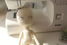 Making DOLLS / by CRP