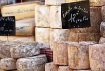cheese / I never met a cheese I didn't like. France has some of the best, but I really like all kinds. From cheese plates, to recommendations - celebrate my love of cheese through these droolworthy photos