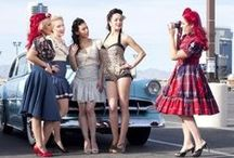 Perfect Pinup PINspiration / What inspired us to do what we do best! Mostly retro, vintage fashion.