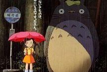 Studio Ghibli / by Emmie Hsu