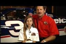 Taylor Nicole Earnhardt-Putnam / http://racingwin.com/taylor-earnhardt/ Taylor Earnhardt was born on December 20, 1988. Fame came early for Taylor Earnhardt. As an infant in her mother's arms in 1990 Taylor and Teresa were watching as Dale was leading the Daytona 500 on the final lap. TV cameras zoomed in on the two as Dale appeared to be headed to his first victory in that race. But Taylor Earnhardt and mom  joy quickly turned to sorrow when Dale cut a tire and his victory slipped away.