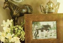 Equine Decor / by Lisa Duncan